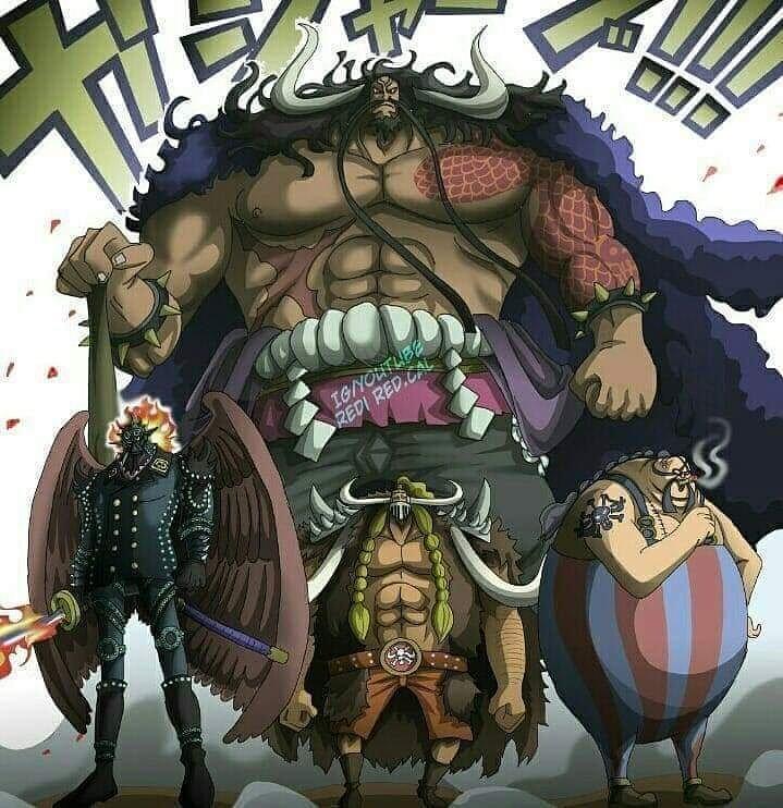 "Manga Go Toubun Chapter 75 Sub Indo: One Piece Worldwide On Twitter: ""Emperor Kaido The"