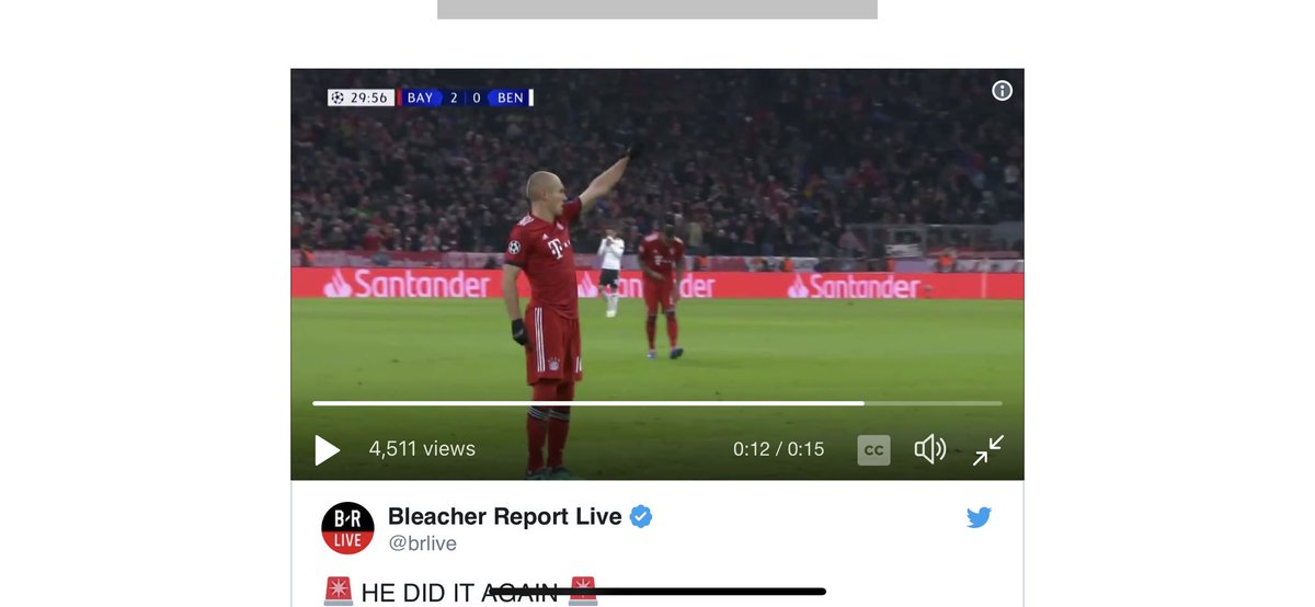Bleacher Report Live on Twitter: