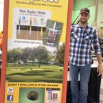 Image for the Tweet beginning: Stop by the #DryJect booth