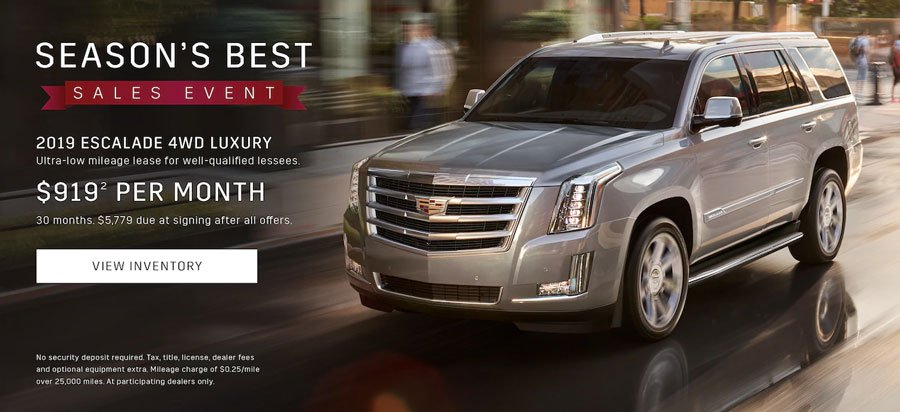 Service Chevrolet On Twitter During The Cadillac Season S Best