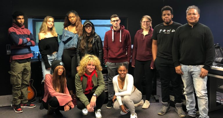 Big things are happening at #LIUBrooklyn this semester! Producer Tony Dofat is helping launch a record label called Blackbird Music Group (BBMG), which will be run by students, giving them first-hand experience. To get involved, email tony.dofat@liu.edu.  https://bit.ly/2SdxzhF
