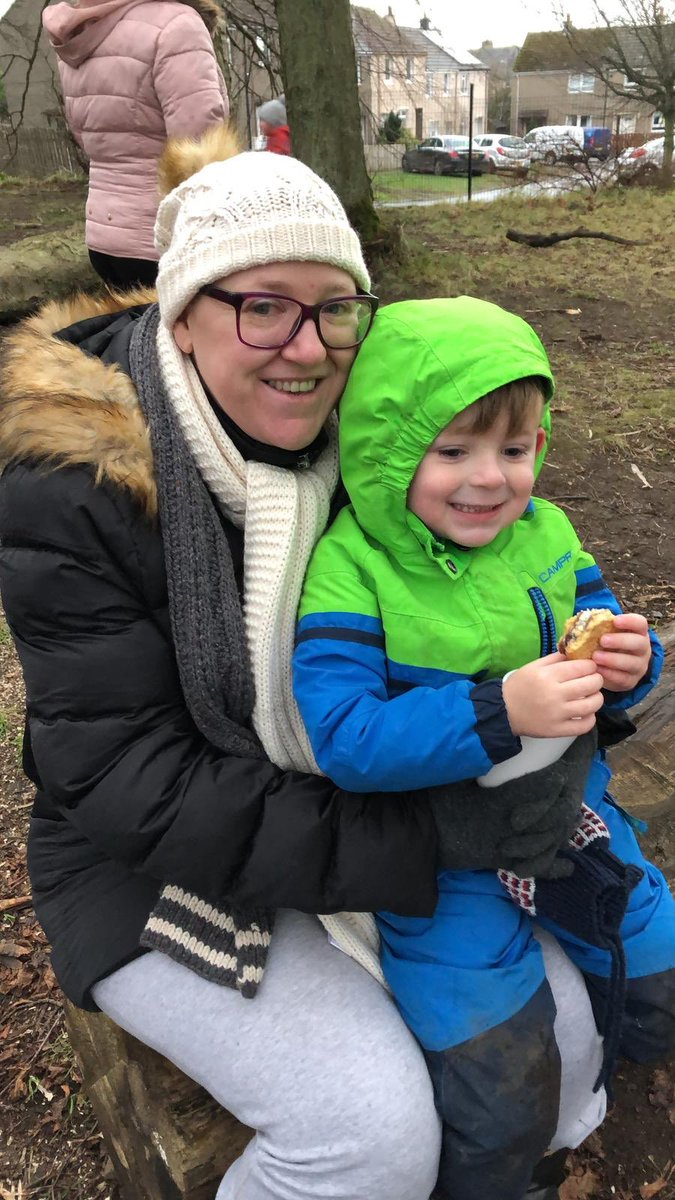 Our PM ELC learners enjoyed having their parents with them at Forest Kindergarten this afternoon.  They loved showing off their cooking skills by making smores over the campfire and using nature in play. Thank you to everyone who came along. #outdoorlearning