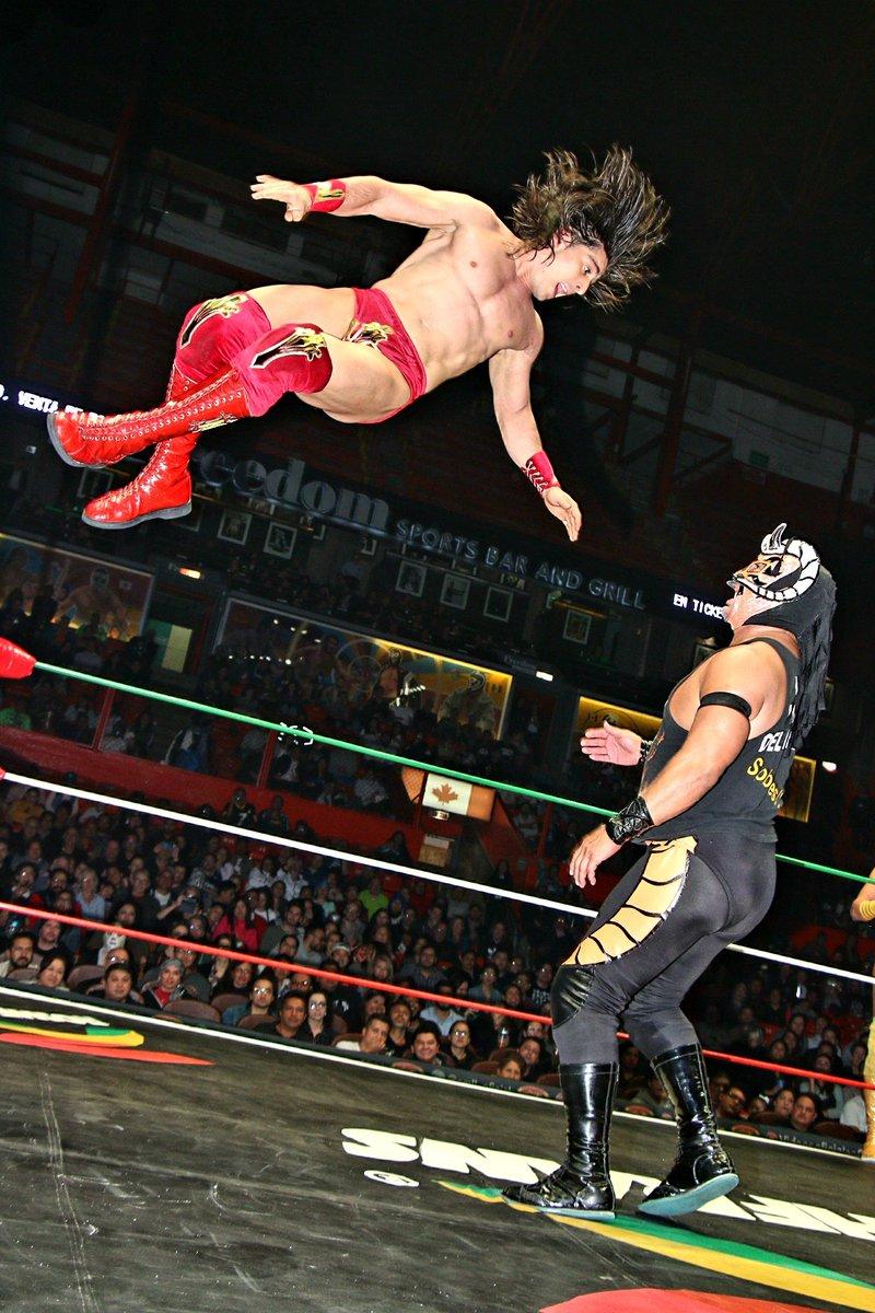 CMLL: Una mirada semanal al CMLL (Del 22 al 26 de noviembre de 2018) 16