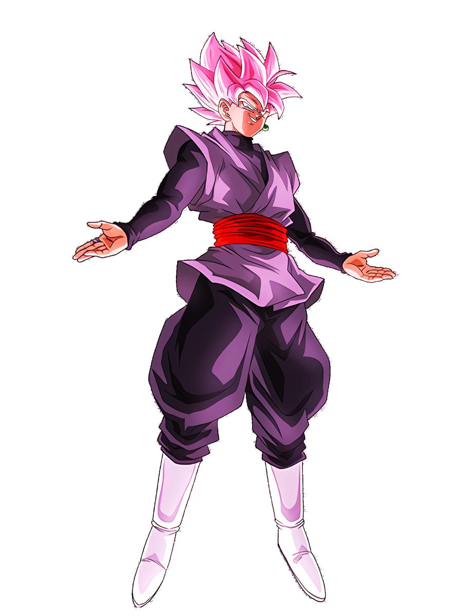 Hydros On Twitter New Int Goku Black Rose Transformation