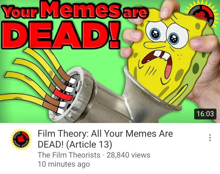 Game Theory Rejects On Twitter Hey Mat Perhaps You Should Change This Thumbnail Out Of Respect