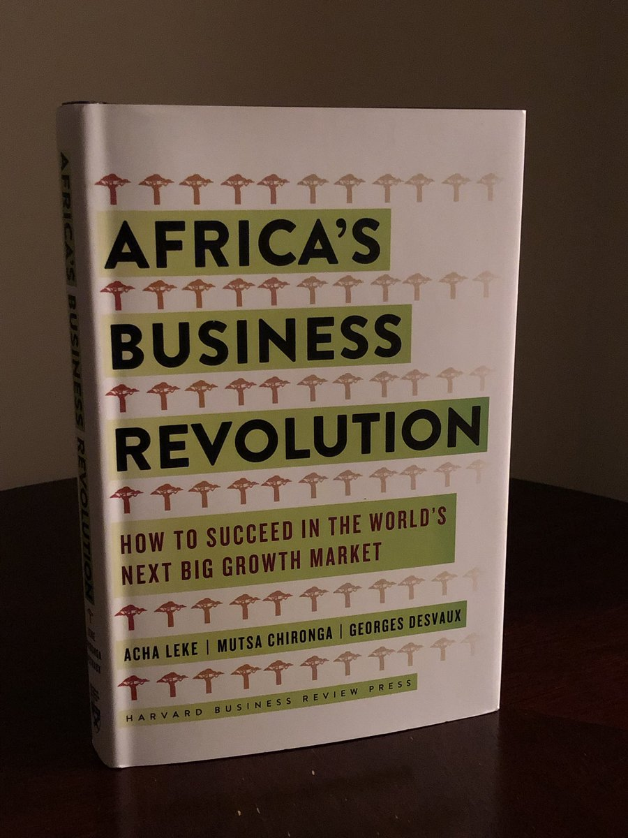 africas business revolution how to succeed in the worlds next big growth market