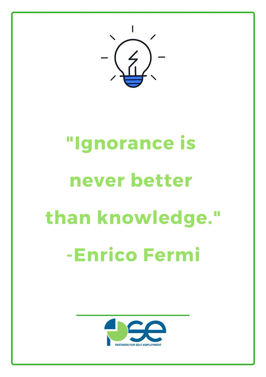 "Enrico Fermi passed away on this date in 1954. Known as the ""architect of the nuclear age,"" he brought his Nobel Prize-winning work on neutron physics to the Manhattan Project. For better or worse, the eventual offspring of his genius was the atomic bomb. #QotD #PSEFL"