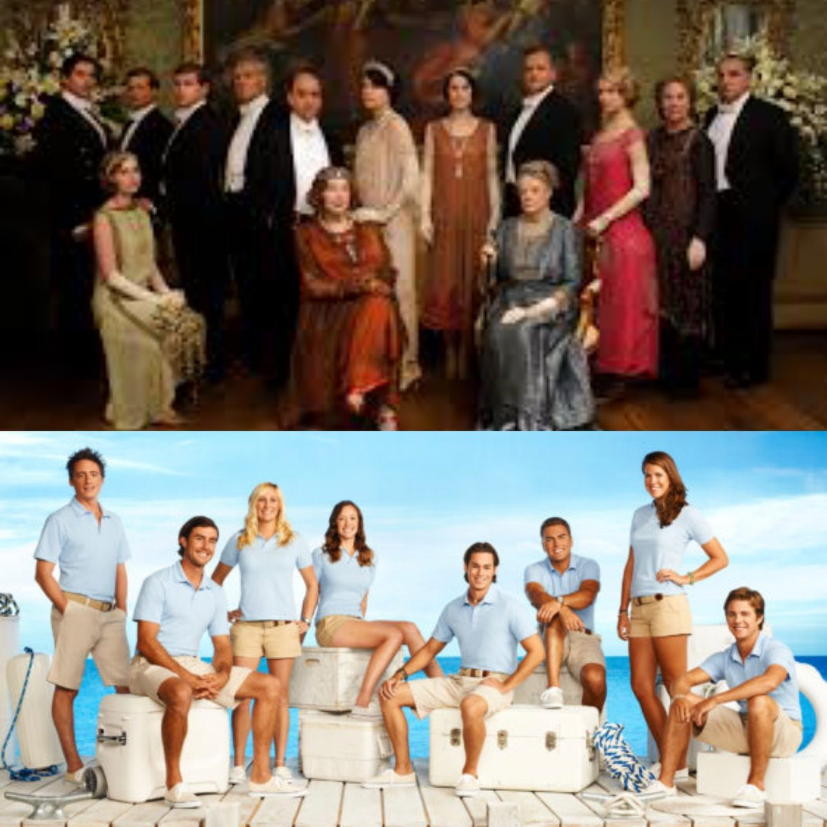 Real talk. #BelowDeck may be the best show on TV. It is my Downton.