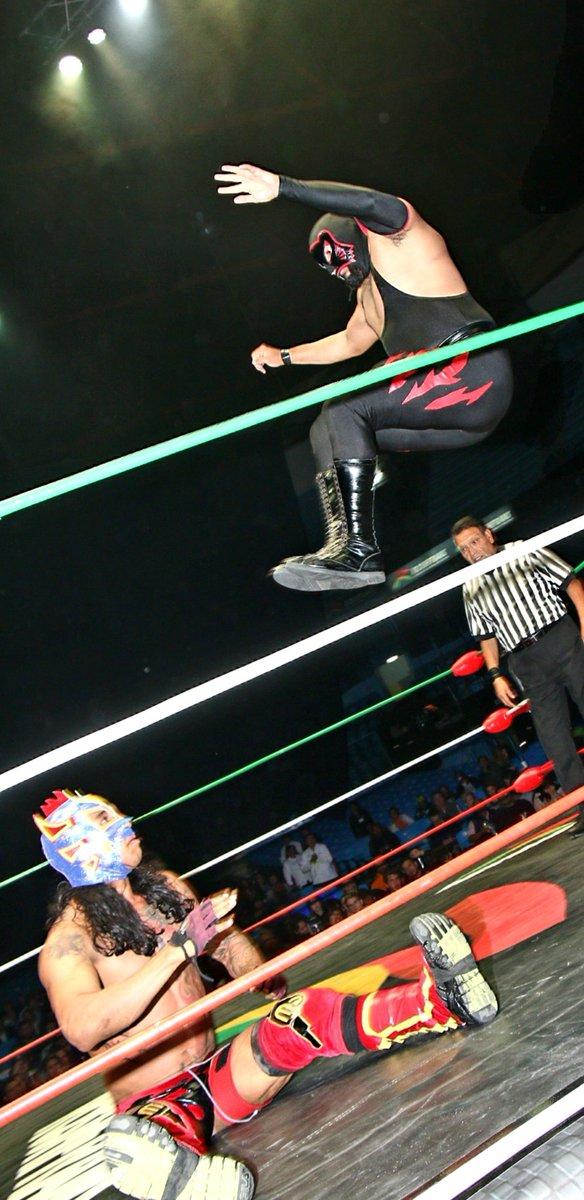 CMLL: Una mirada semanal al CMLL (Del 22 al 26 de noviembre de 2018) 14