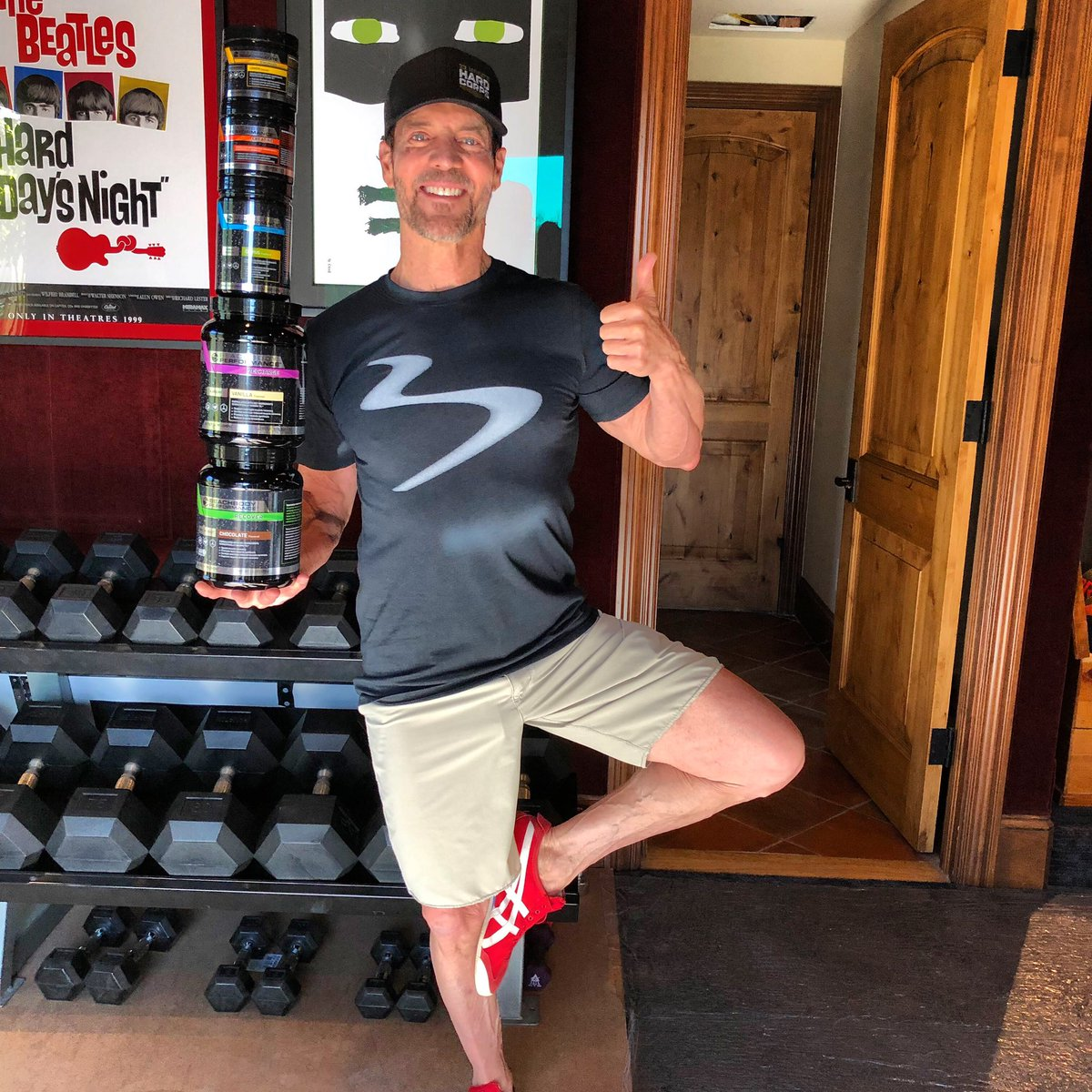 Beachbody Performance does this 60-year old body good #beachbodyperformance #beachbody