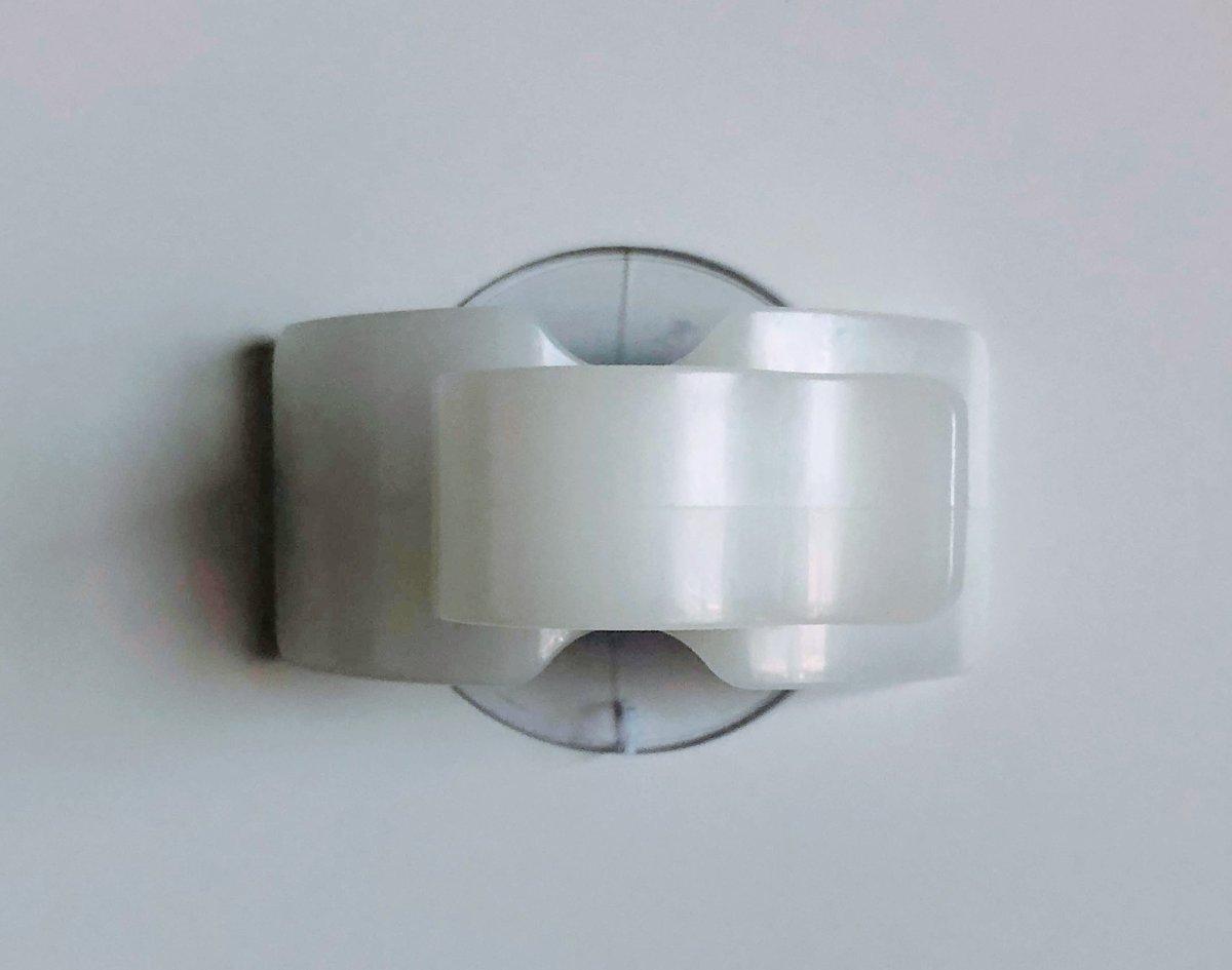 test ツイッターメディア - タテにも、ヨコにも使える便利なフック! コップにブラシ、ヘアゴム・・・洗面周りの収納に最適です。  #キャンドゥ #100均 #フック #吸盤 #タテ #ヨコ #日本製 #浴室#洗面台#収納#洗面コップ#ブラシ#ヘアゴム https://t.co/OksAX5NT50