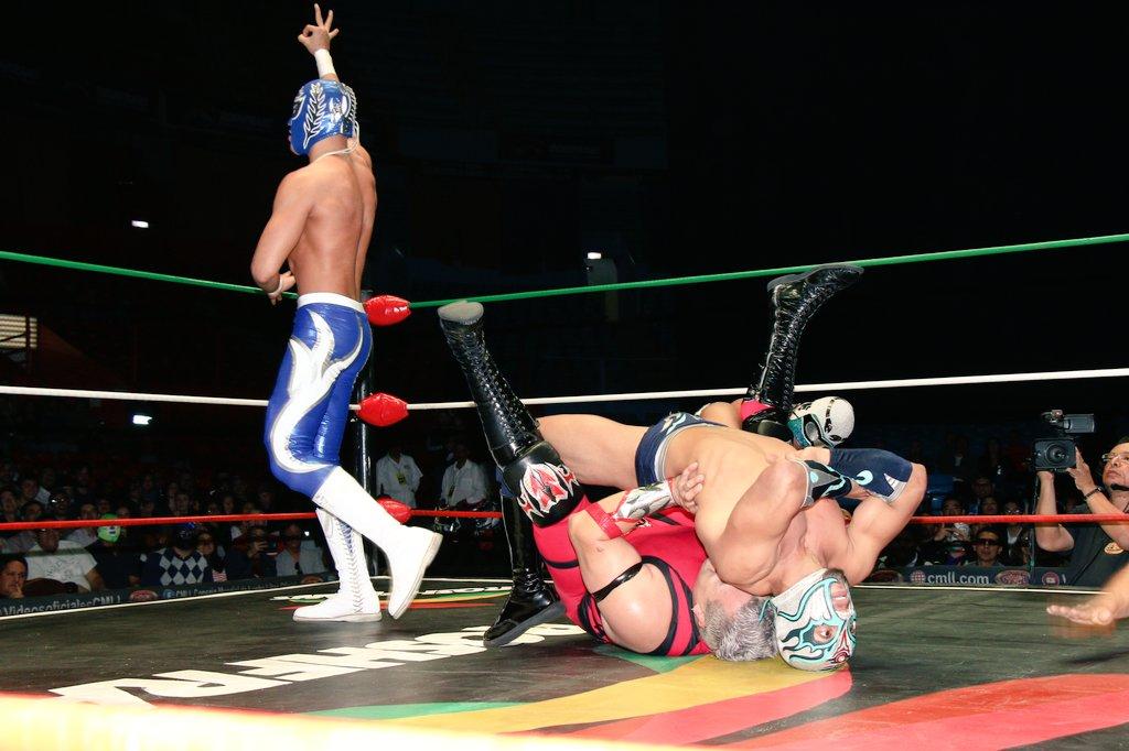 CMLL: Una mirada semanal al CMLL (Del 22 al 26 de noviembre de 2018) 15