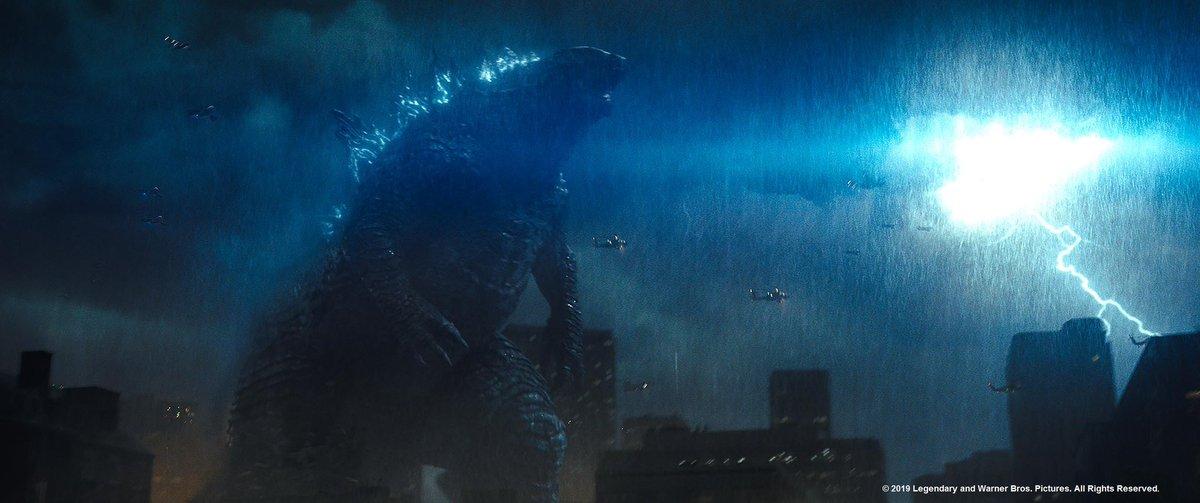 Godzilla II nova foto Tokyo Comic Con