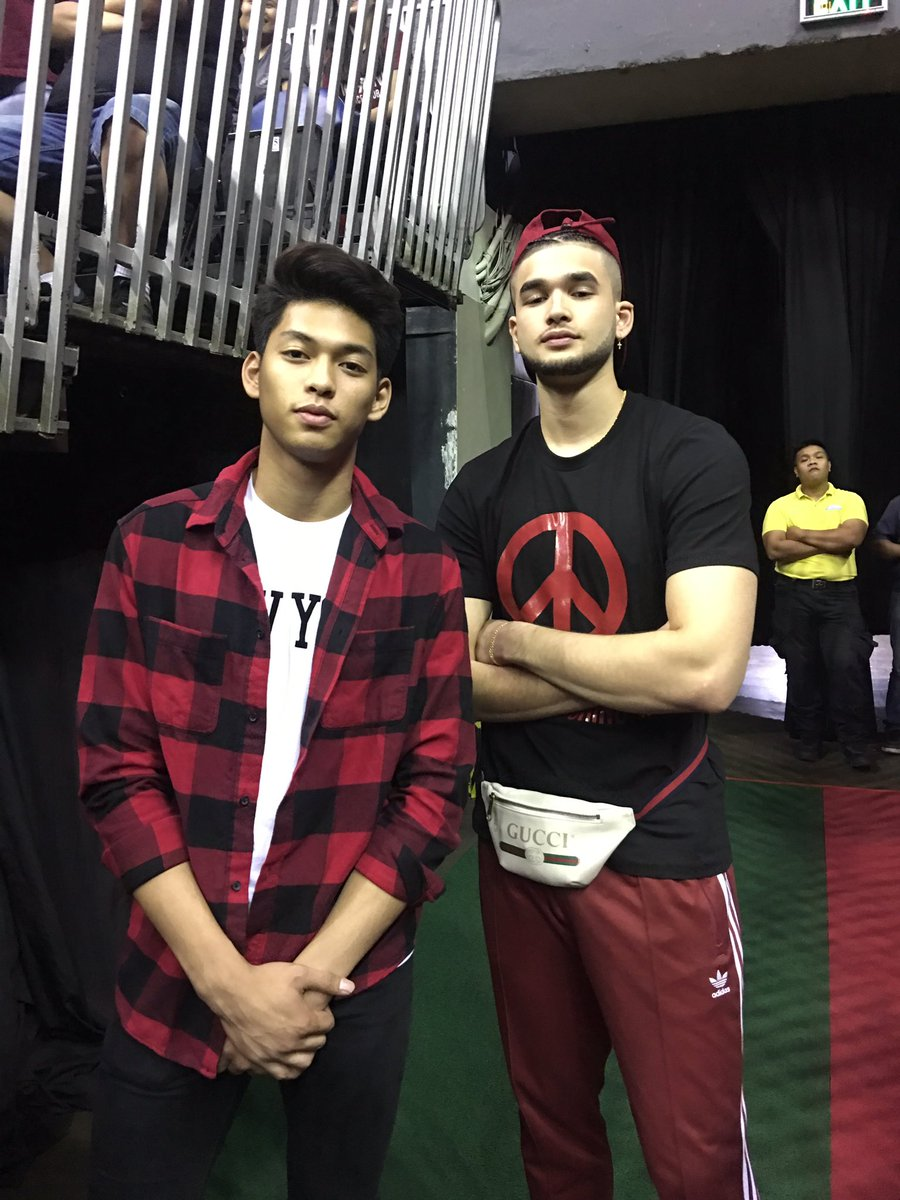 8e220b19bca look ricci rivero and kobe paras also present in up vs adamson do or die  game