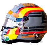 Hola 2019 👋🏻👋🏻!! Que os parece el casco para el test?? Lo usamos de base para la temporada que viene?? // Hi 2019👋🏻👋🏻!! Like the test design?? Shall we use it as base line for next year?? 🤔🤔@McLarenF1