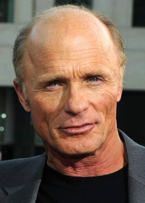 Happy birthday to the big actor,Ed Harris,he turns 68 years today