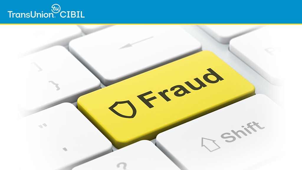 "TransUnion CIBIL on Twitter: ""Fraud isn't just growing — it's ..."