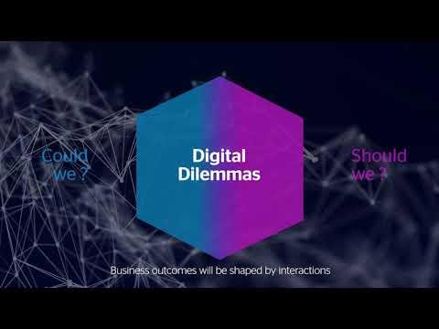 Quais são os #DilemasDigitais que as empresas enfrentarão nos próximos anos? Explore o futuro...