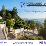 Image for the Tweet beginning: CHANGE the date! Nanomed Europe