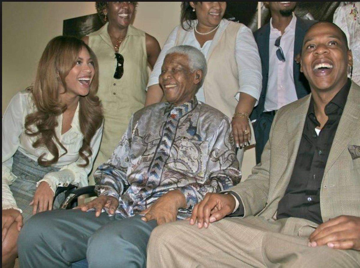 People: La lettre très émouvante de Beyoncé à Nelson Mandela