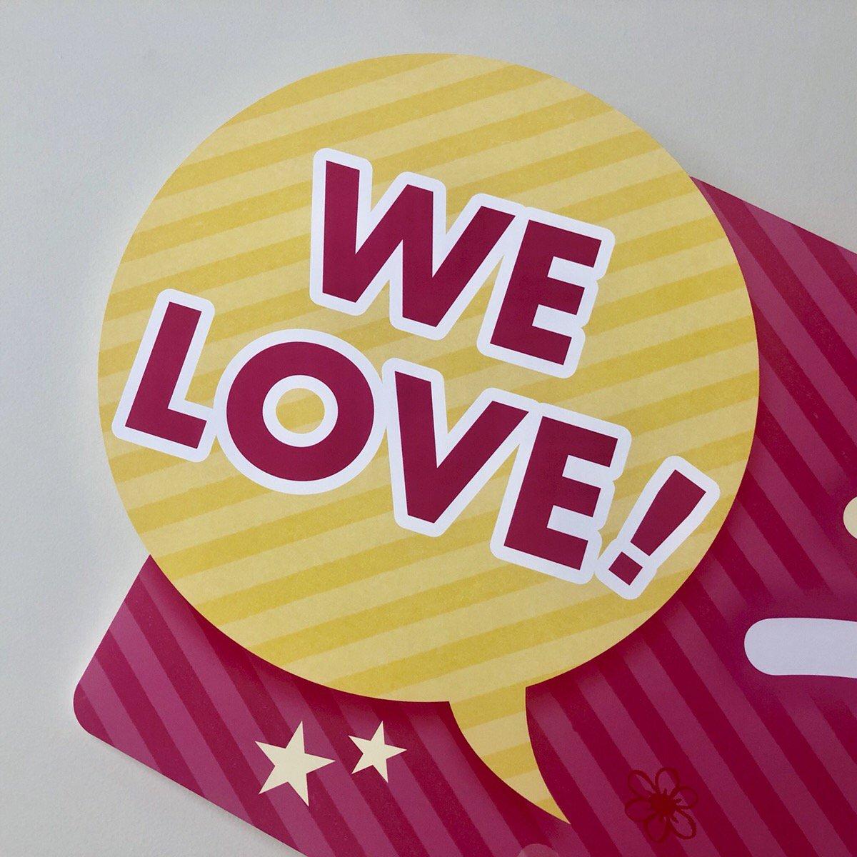 これから『#ういらぶ。』大ヒット御礼トークショーです❤️#桜井日奈子 さん&#磯村勇斗 さんが、みんなの質問に答えますよ~🙋♀️🙋♂️💓お楽しみに🐤
