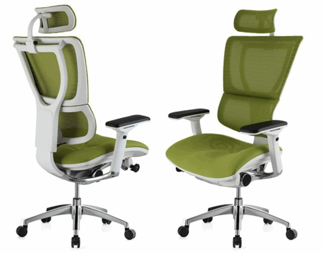 Designed With An Integrated Automatic Flexible Lumbar This Chair Provides Full Support Interactive And Dynamic Movement Intuitively Adjusting To Your