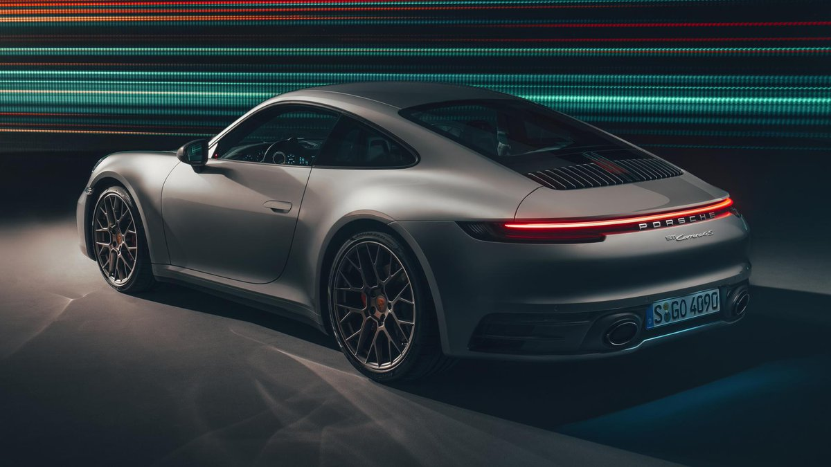 This is the all-new Porsche 911. Say hello to the 992, the eighth-generation of Germany's iconic sports car >> https://www.topgear.com/car-news/la-motor-show-2018/all-new-porsche-911 …