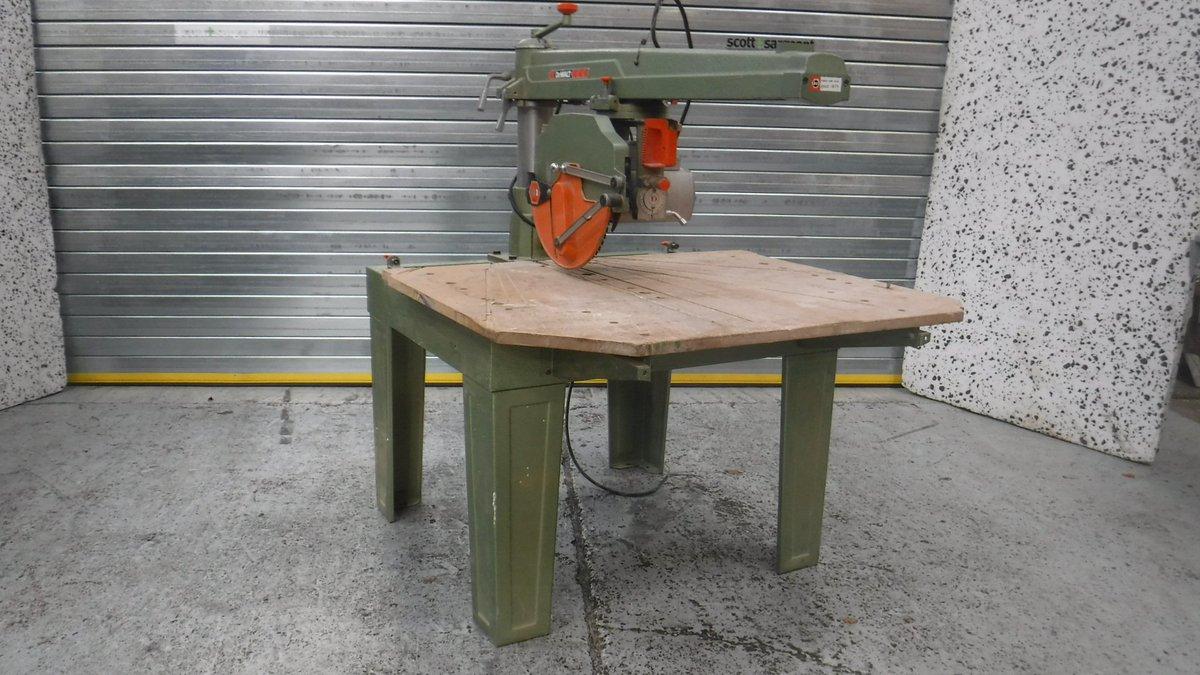 Scott Sargeant Ww Mc On Twitter Used Woodworking Machine