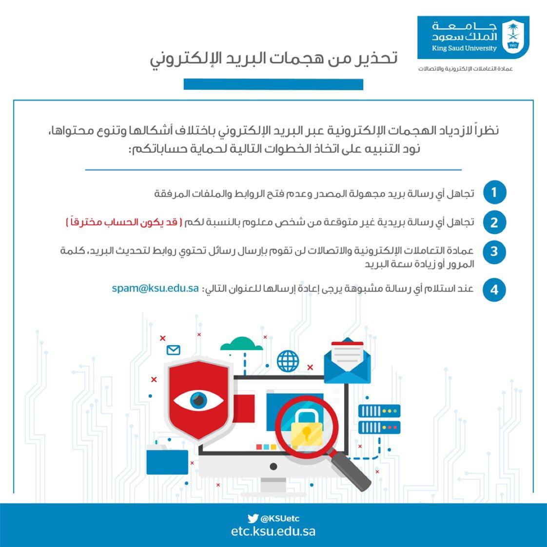 جامعة الملك سعود On Twitter