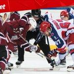 "Image for the Tweet beginning: 🏒Šovakar Šveices pilsētā Cīrihē ""KHL"