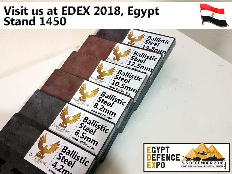 معرض مصر الأول للصناعات الدفاعية والعسكرية EDEX-2018 - صفحة 2 DtFnCr4XcAA0tmc
