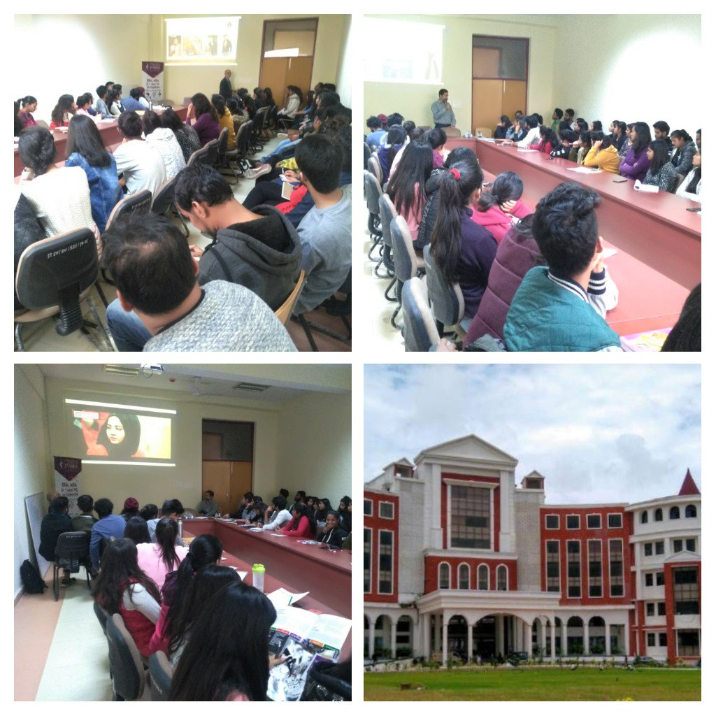 International College Of Fashion On Twitter International College Of Fashion Visited Dehradun On Invitation From Doon University To Address Their Fashion Design Students On The Subject Fashion Entrepreneurship Call Us Today