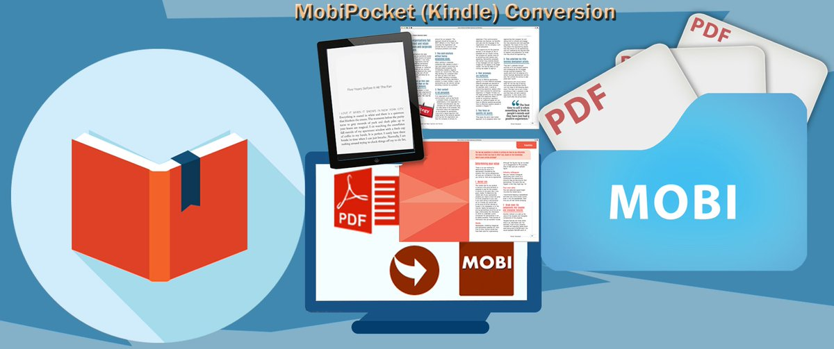 Image result for mobipocket kindle