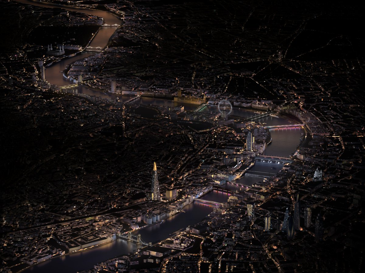 test Twitter Media - London Bridge, Cannon Street, Southwark and Millennium Bridge - first four bridges of the @IlluminatedRiv public art commission will light up in summer 2019!! https://t.co/4XRSlSnx5h https://t.co/C9mRCZGyLE