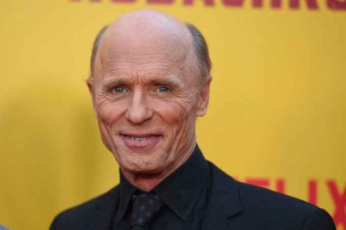 Happy 68th birthday, Ed Harris.  Your favorite EH show or movie?