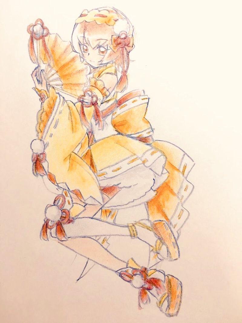 IchiRan (@ran_ichi)さんのイラスト