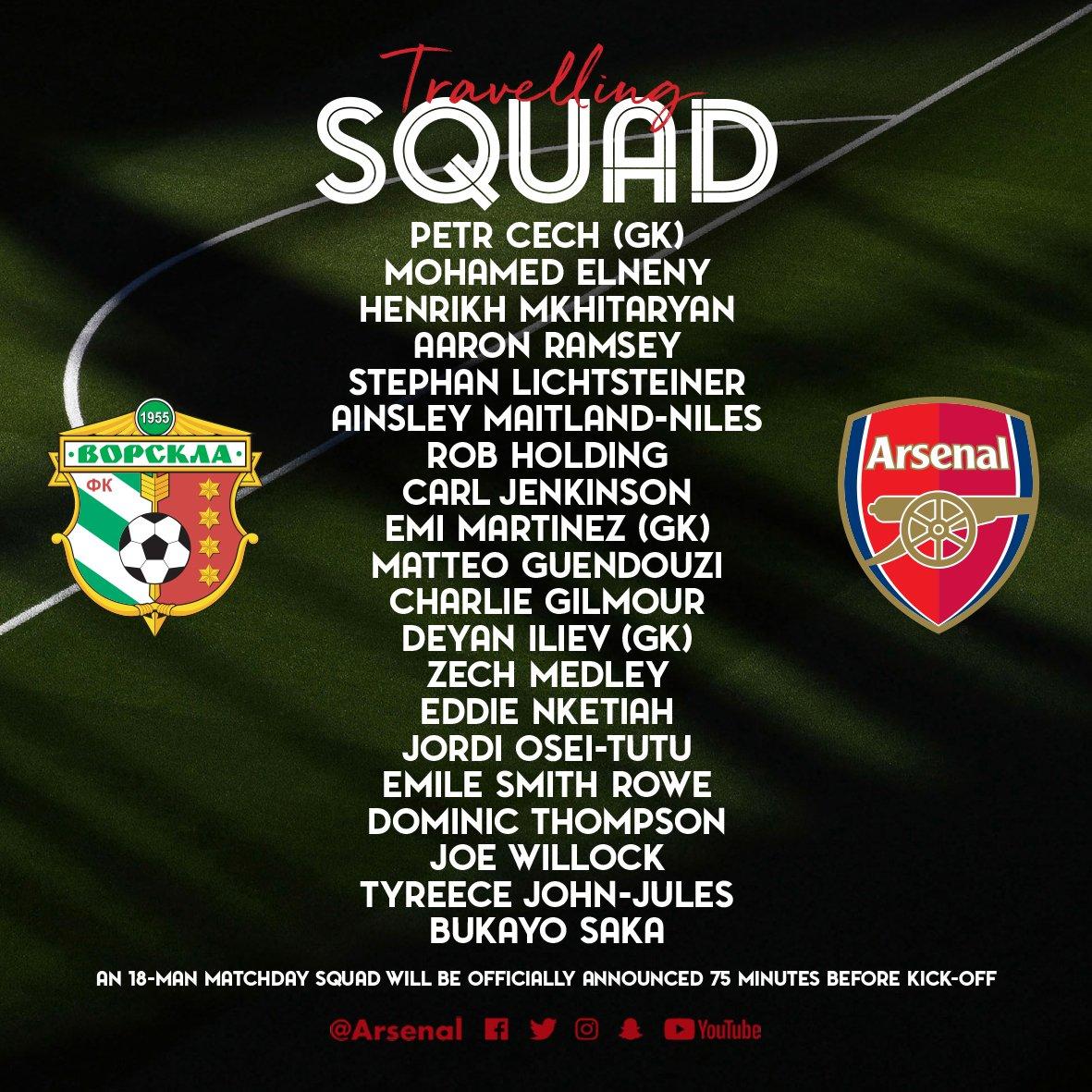 Vorskla Vs Arsenal-Emery abeba watoto kibao