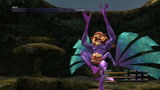 Gandarewa di Final Fantasy X