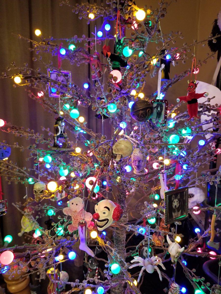 Horrornaments Plague Doctor Halloween Christmas Tree Ornament Decoration Other Holiday Seasonal Decor Home Garden