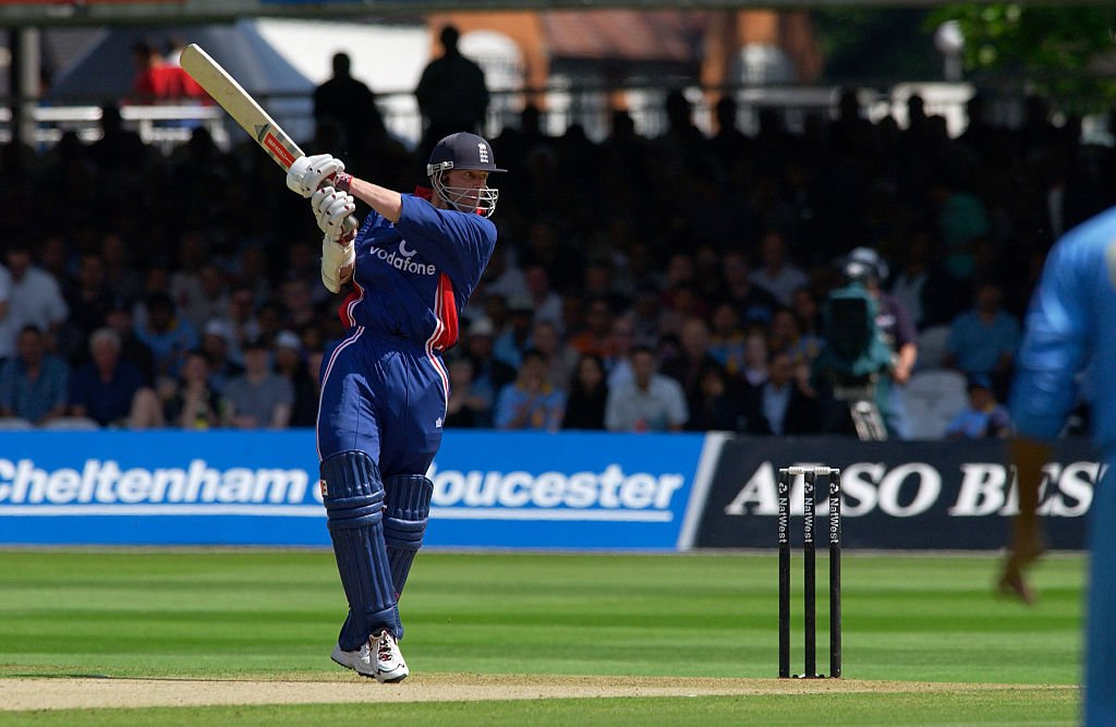 Happy birthday to Nick Knight!  The former England batsman averaged more than 40 over 100 ODIs for his country