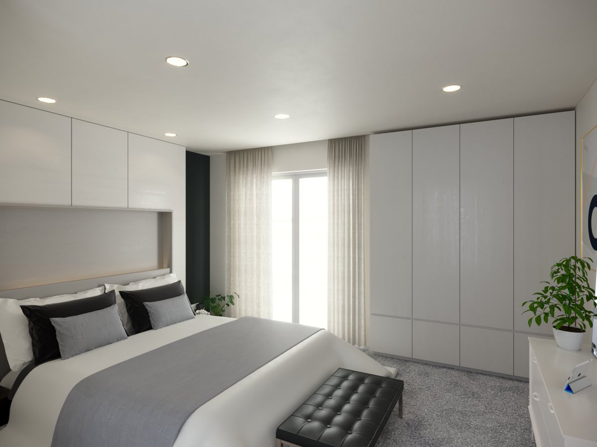 Knight Frank Birmingham On Twitter Kings Oak Development Plot 9 Luxury 1 Bedroom Apartment Allocated On The 2nd Floor With A Spacious Open Plan Kitchen Area Nice Size Bedroom With Extra Storage
