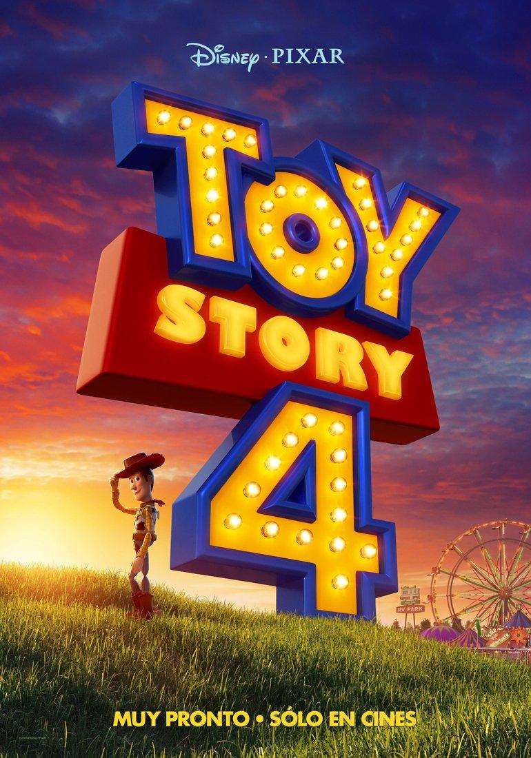 Un amigo fiel nunca te abandona. #ToyStory4, ¡muy pronto en cines! 🤠🚀