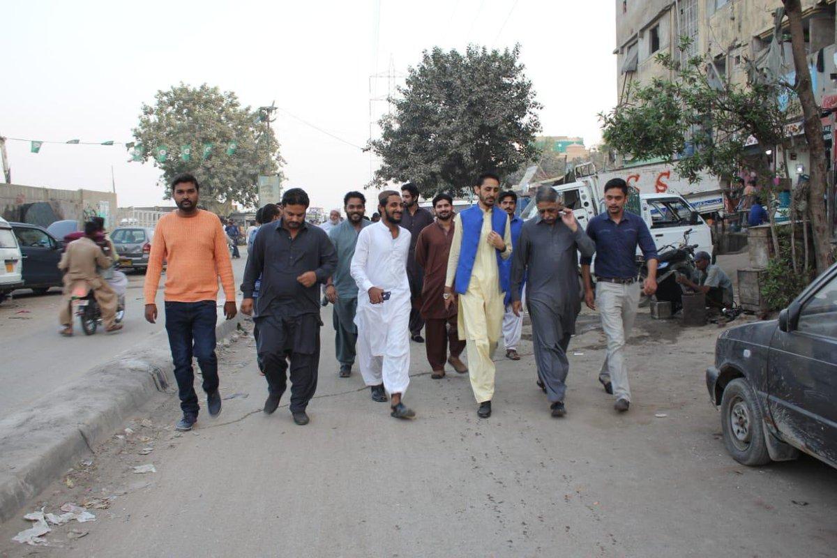 Sardar Rehan Karlal (MSF-N Karachi President)'s tweet -