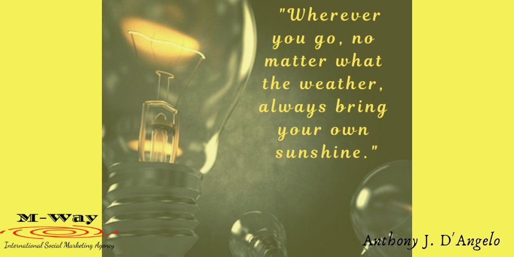 #Light #Sunshine