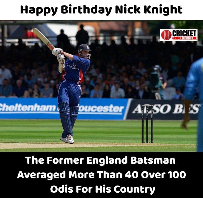 Happy Birthday Nick Knight