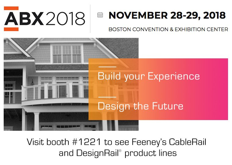 Design And Construction Industry Event In The Northeast Http Bit Ly Abx Expo Check Out Feeney S Products Booth 1221pic Twitter Saegg1kb0m