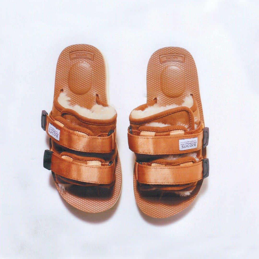 bbb9cfaf77bc ... sheep suede uppers with shearling lining and velcro straps - available  now - http   bit.ly 2SgCUVh  suicoke  bodegapic.twitter.com TjrKQOkFOz