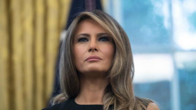 "Melania on social media etiquette: ""Sometimes you have to fight back"" http://hill.cm/3C5c2R4"