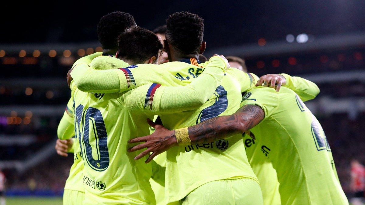 Xem lại PSV vs Barcelona, 29/11/2018 (Champions League)