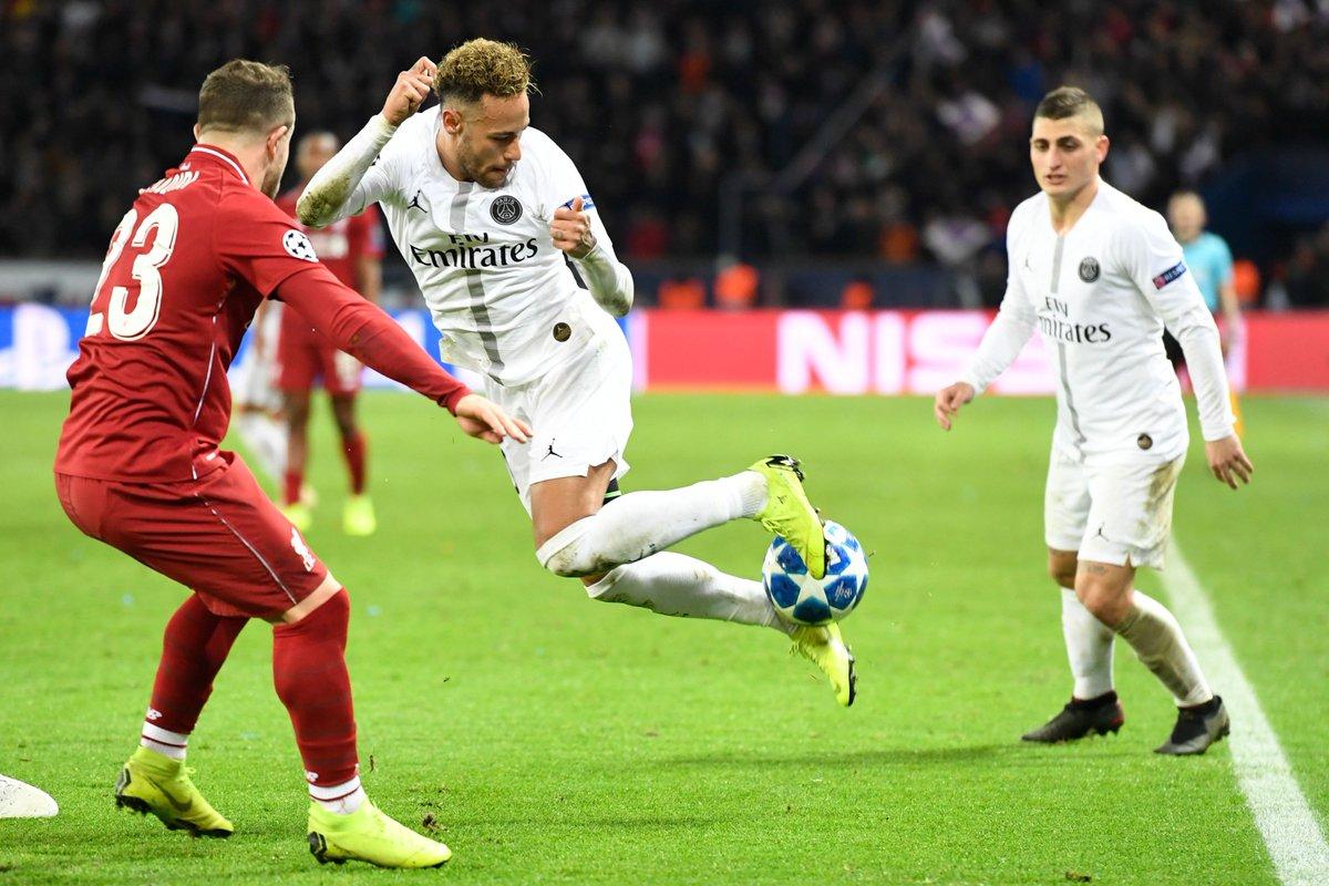 Xem lại PSG vs Liverpool, 29/11/2018 (Champions League)